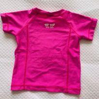 Camiseta proteção UV FPS 50+  Tip Top - tam 1 - 1 ano - Tip Top