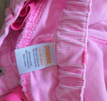 calça em veludo cotelê - 2 anos - Gymboree