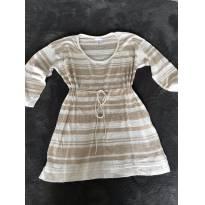 Blusa de gestante em fio - M - 40 - 42 - Motherhood Maternity
