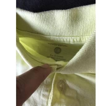 Body manga curta - 9 a 12 meses - Marisol