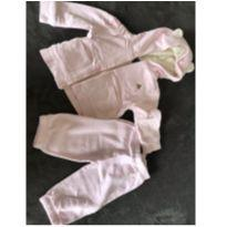 Agasalho moletom GAP - 9 meses - Baby Gap