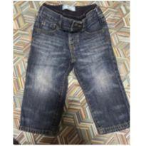 Calça jeans mega confortável - 12 a 18 meses - GAP