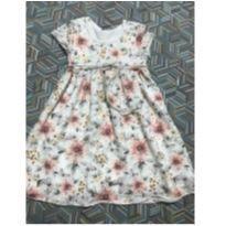 Vestido Floral Milon - 4 anos - Milon