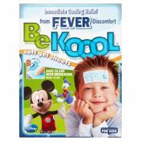 Fever Be Kool - Adesivos Alívio Da Febre -  - Não informada
