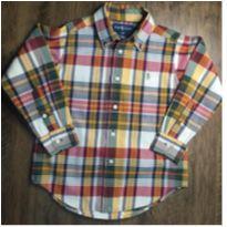 Camisa Ralph Lauren - 4 anos - Ralph Lauren