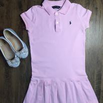 Vestido Ralph Lauren 6t - 6 anos - Ralph Lauren