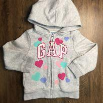 Moletom GAP - 18 a 24 meses - Baby Gap e GAP
