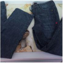 2 calças jeans novas Dzarm - P - 38 - Dzarm