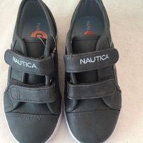 Novo: Tênis Sapatênis Náutica - 26 - Nautica