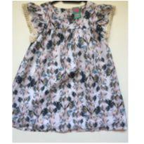 Novo: Vestido florido Póim - 2 anos - Poim
