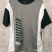 Camiseta dry-fit - 5 anos - Puma