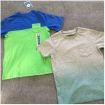 2 camisetas novas 7 anos - 7 anos - Circo