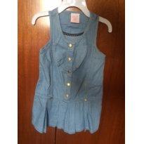Vestido Lilica jeans - 18 meses - Lilica Ripilica
