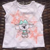 Camiseta Lilica Ripilica - 12 a 18 meses - Lilica Ripilica