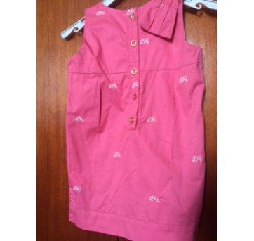 Vestido Lilica rosa - 18 meses - Lilica Ripilica
