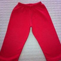Calça de moleton pink Malwee Perfeita para o inverno - 1 ano - Malwee