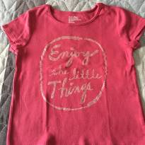 Camisa de malha GAP com brilho - 5 anos - GAP