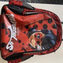 Mochila rodinha LadyBug Miraculoud -  - Miraculous