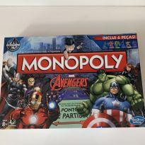 Monopoly Avengers -  - Hasbro