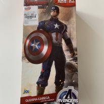 Quebra cabeças Capitão América -  - Jak