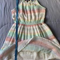 Vestido Tommy Hilfiger - 6 anos - Tommy Hilfiger