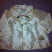 Camisa de cetim Gira Baby - 1 ano - GiraBaby