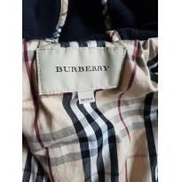 MARAVILHOSO SOBRETUDO DE LÃ  BURBERRY ORIGINAL - 1 ano - Burberry