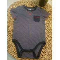 MARAVILHOSO BODY COM BOLSO BABY GAP - 12 a 18 meses - Baby Gap