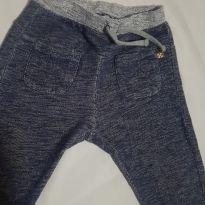 Calça de Moletom Jeans Zara Baby - 12 a 18 meses - Zara Baby