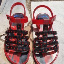 Sandalia Miraculous Velcro - 28 - Grendene