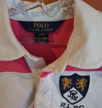 Vestido Polo Ralph Lauren - 3 anos - Ralph Lauren
