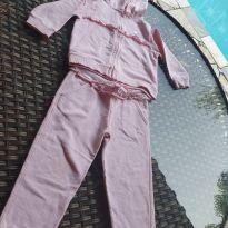Conjunto de Moletom Baby Cotton - 24 a 36 meses - Baby Cottons