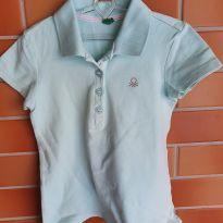 Camisa Polo Benetton - 4 anos - Benetton