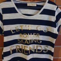 Camiseta Friends Vrasalon - 6 anos - Vrasalon
