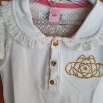 Camisa Polo Lilica Repilica - 4 anos - Lilica Ripilica