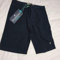 Bermuda Streetwear Bolso Faca Brooksfield Junior - 4 anos - Brooksfield Júnior
