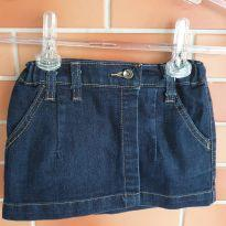 Saia Jeans Tip Top Hercovitch - 24 a 36 meses - Tip Top