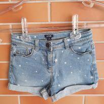 Shorts Jeans Estrela Importada - 6 anos - Importada