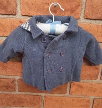 Jaqueta Zara Baby - 0 a 3 meses - Zara Baby