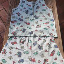 Kit de 2 pijamas de algodão Kidstock - 24 a 36 meses - Kidstok