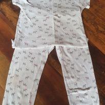 Conjunto Pijama Carter`s Zebrinha - 5 anos - Carter`s