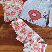 Pijama Donut PUC - 8 anos - PUC