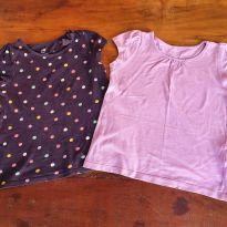 Kit de 2 Camisetas H&M
