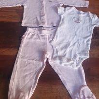 Pijama Carter`s Elefantinho - 6 meses - Carter`s