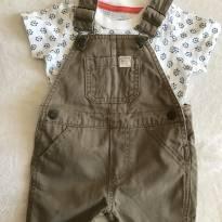 Conjuntinho Carter's tamanho 6 meses - 6 meses - Carter`s