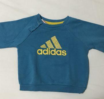 Moletom Adidas tamanho 6-9 meses - 6 a 9 meses - Adidas