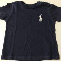 Camiseta Ralph Lauren manga curta tamanho 12 meses - 1 ano - Ralph Lauren