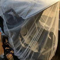 Tela mosquiteiro para carrinho/bebê conforto - Sem faixa etaria - Girotondo