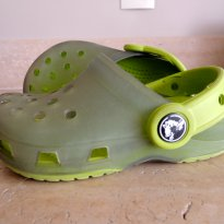 Crocs Verde, Importada, Super Verão! - 23 - Crocs