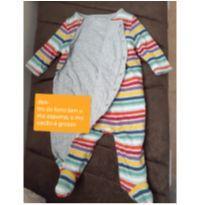 Macacão colorido GAP. Alegria para o seu Bebê! - 3 a 6 meses - Baby Gap